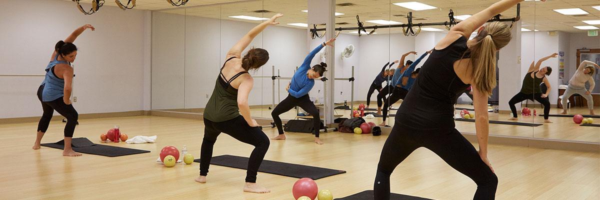 Group Fitness Levite Jewish Community Center